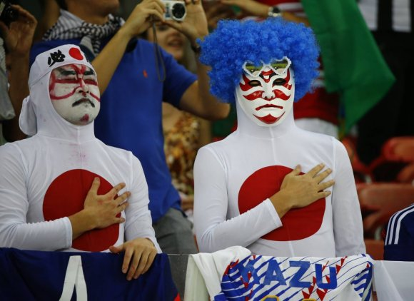 The Craziest Fans At The World Cup13