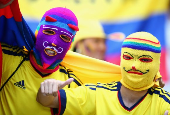 The Craziest Fans At The World Cup16