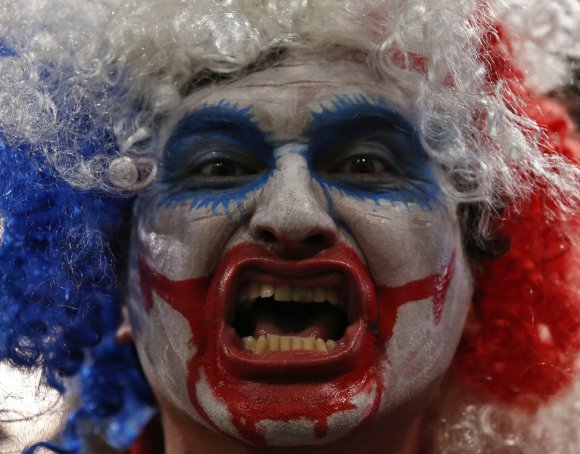 The Craziest Fans At The World Cup18