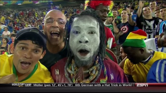 The Craziest Fans At The World Cup19