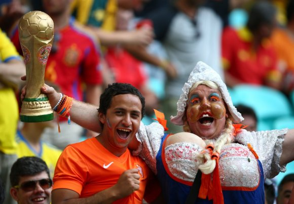 The Craziest Fans At The World Cup2