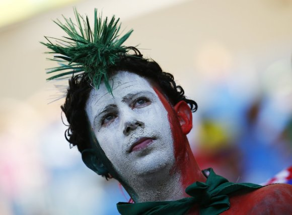The Craziest Fans At The World Cup21