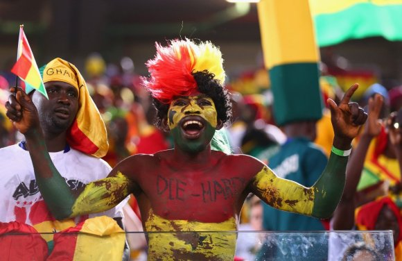 The Craziest Fans At The World Cup22