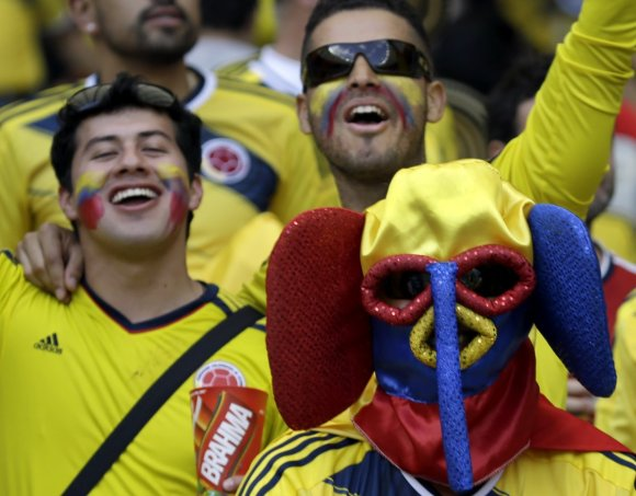The Craziest Fans At The World Cup25