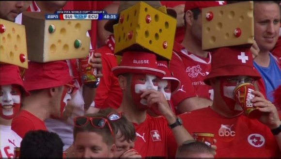 The Craziest Fans At The World Cup6