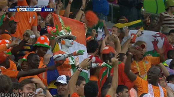 The Craziest Fans At The World Cup8