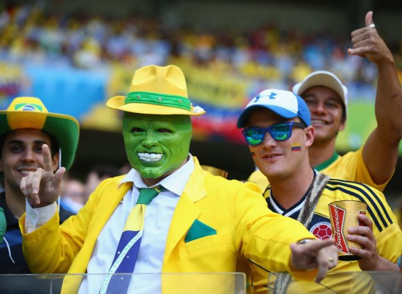 The Craziest Fans At The World Cup9