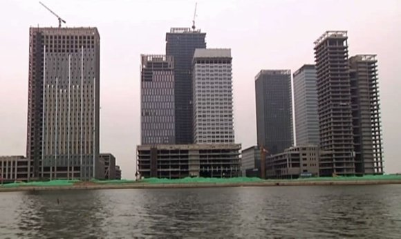 China tried to build a replica of Manhattan... and it's not looking so great5