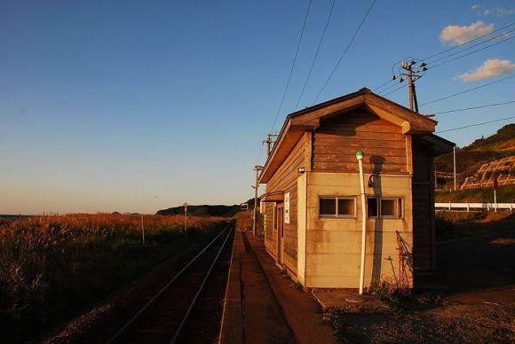 驫木駅 (2)