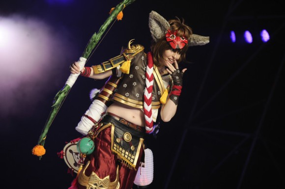 Photo Feature- Japan Expo 201451