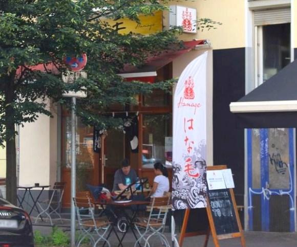 Hanage restaurant, Berlin