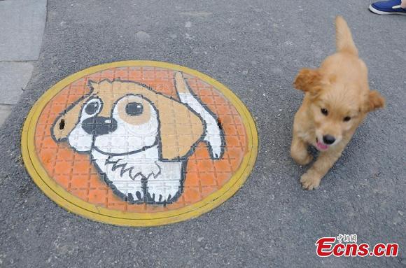 manhole cover 5