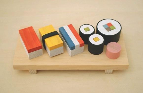 sushi building blocks