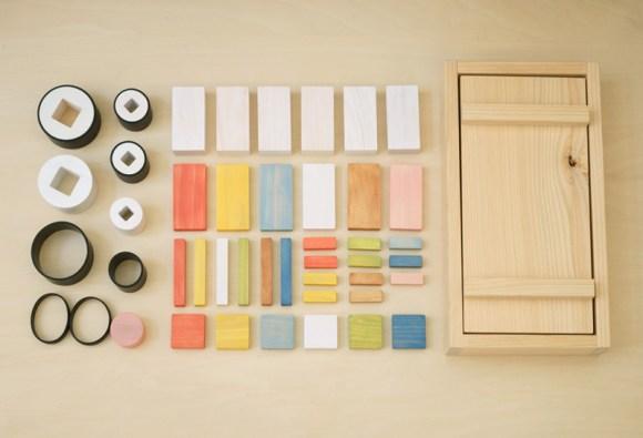 plaplax sushi building blocks parts set