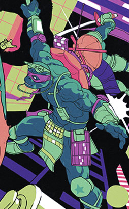 Paramount Pictures project asks artists to reimagine Ninja Turtles as kappa3