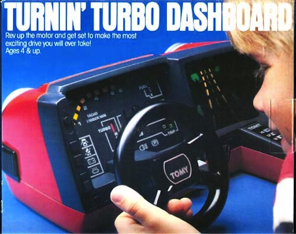Tomy-TurninTurboDashboardBox