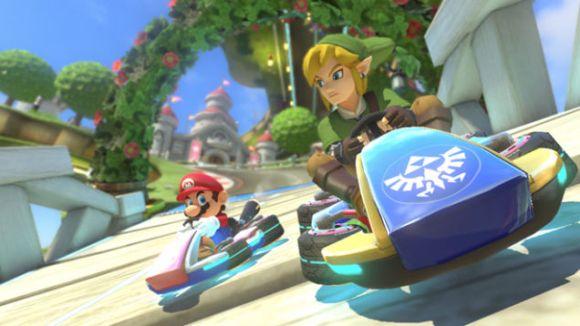 Zelda and Animal Crossing race into Mario Kart 8 as DLCs