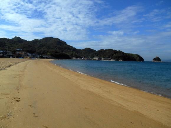 Shiraishi Island Beach