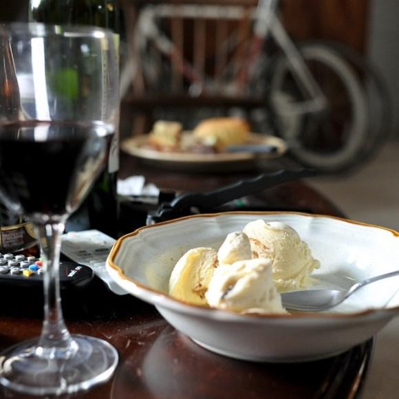 Wine and Ice Cream