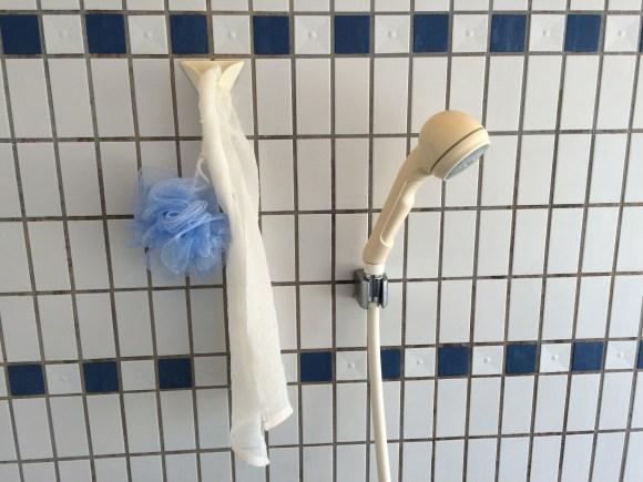 shared wash cloths