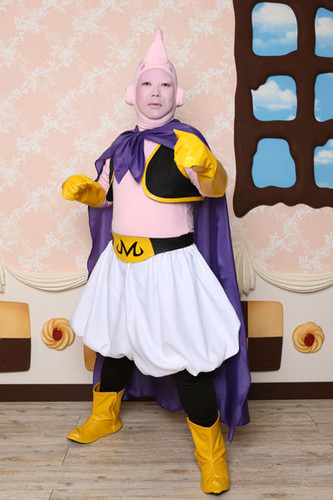 Start Planning For Next Year's Halloween With This Official Majin Buu Costume2