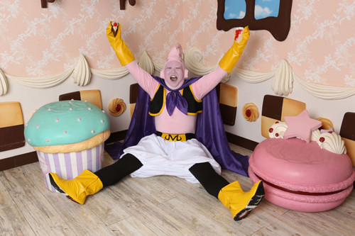 Start Planning For Next Year's Halloween With This Official Majin Buu Costume6