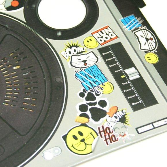 Cat DJ2