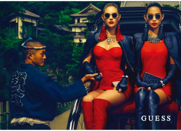 Guess Campaign7
