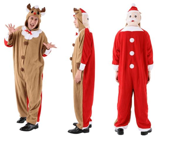 Christmas Cosplay (20)