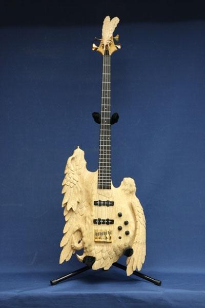 bird guitar