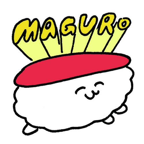 maguro characater