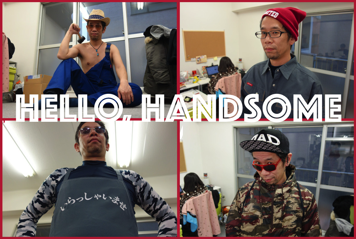 Sato Fashion Man
