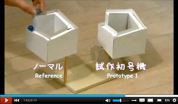 perpetual motion machine, paper construction, niconico video