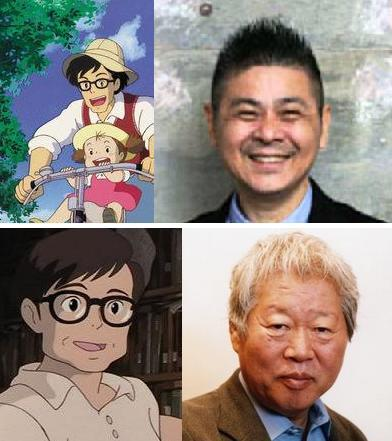 The Voices Behind The Ghibli Dads Some Weren T Even Actors At All Soranews24 Japan News