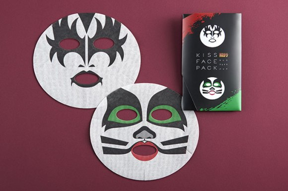 KISS FACEPACK4
