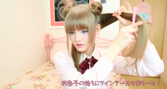 Want To Copy Sailor Moon S Hairstyle This Video Will Show You How Soranews24 Japan News