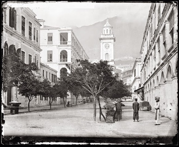 China and Hong Kong, 1868-1872 (13)