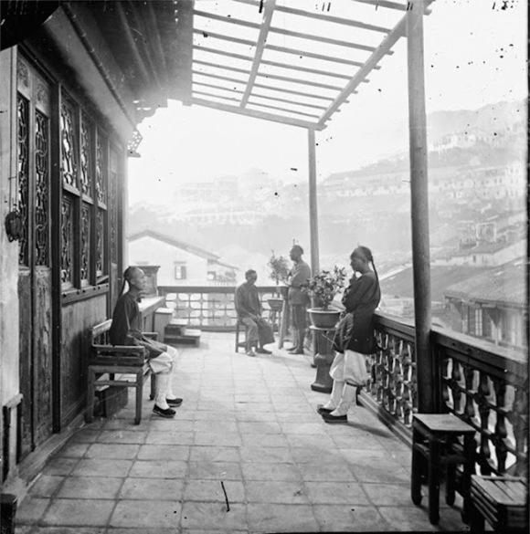 China and Hong Kong, 1868-1872 (6)