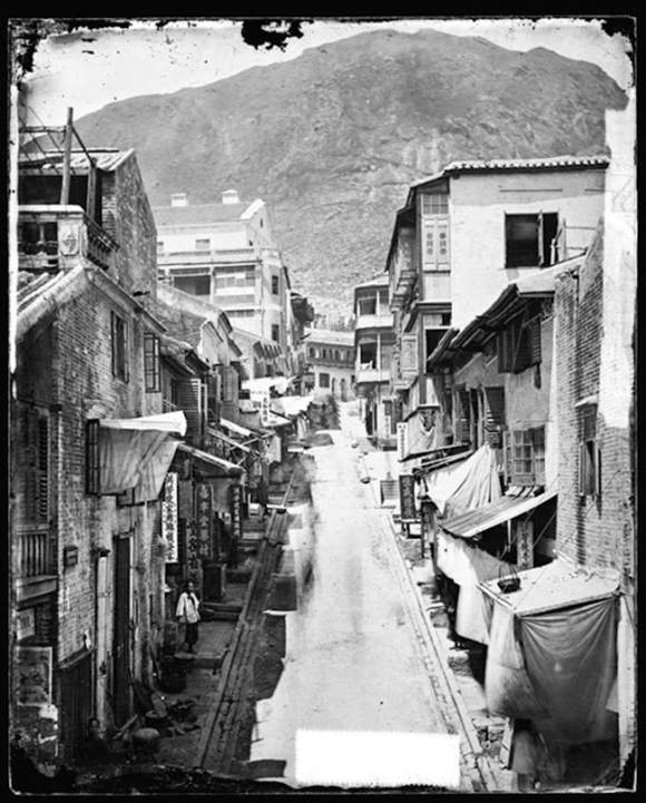 China and Hong Kong, 1868-1872 (9)
