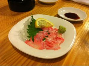 crest sashimi