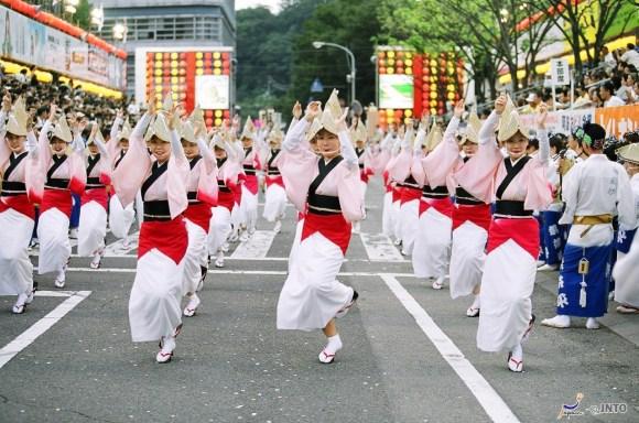 awaodori