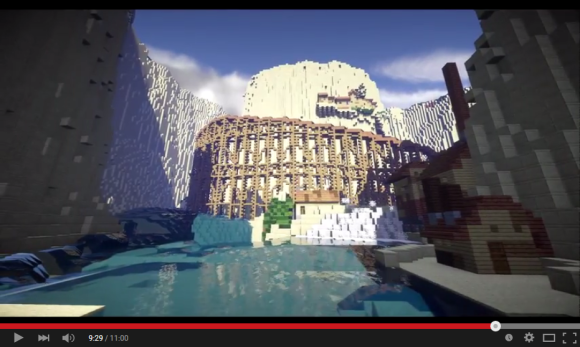 minecraft castle 05