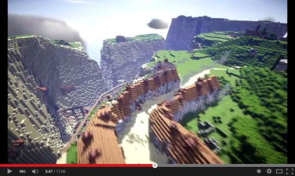 minecraft castle 06