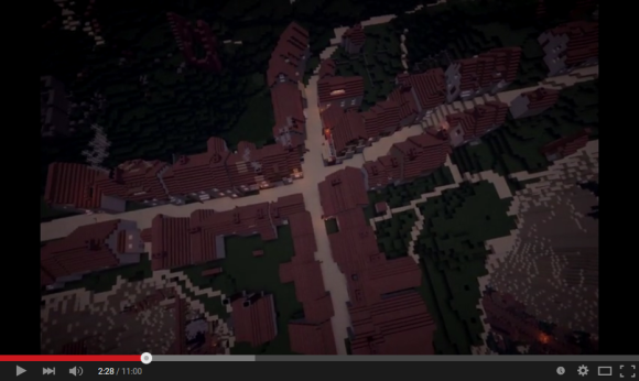 minecraft castle 09