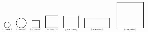 OSMO サイズ詳細