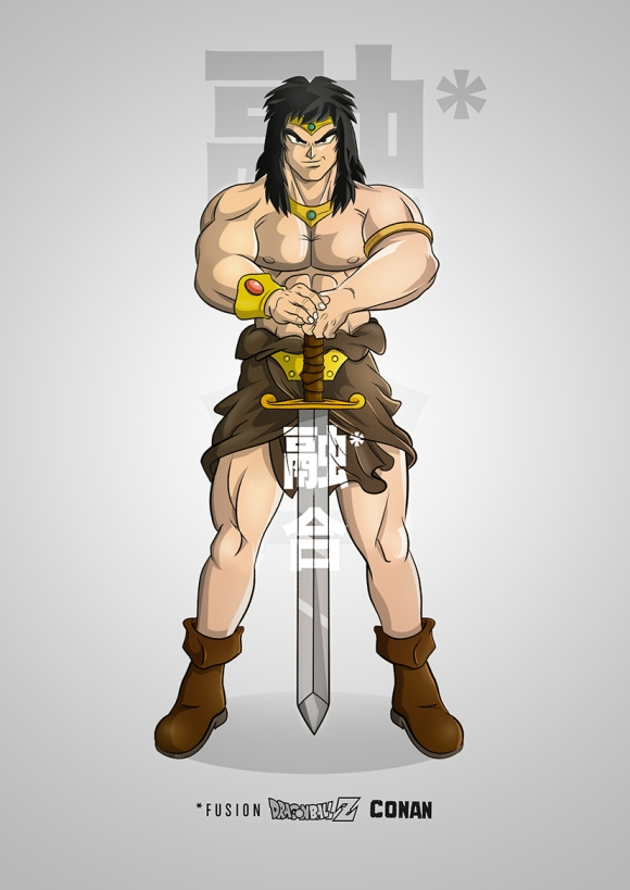 conan the barbarian z