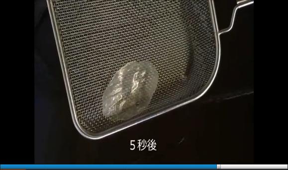 transparent chips 10