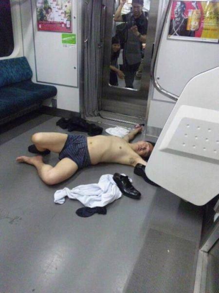 drunksalaryman