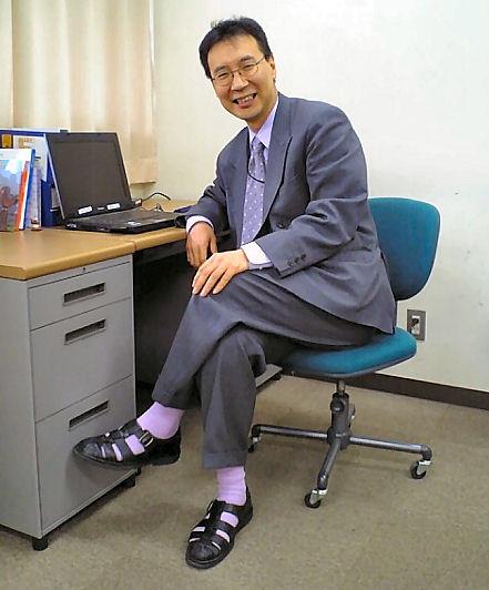 sandalssuit
