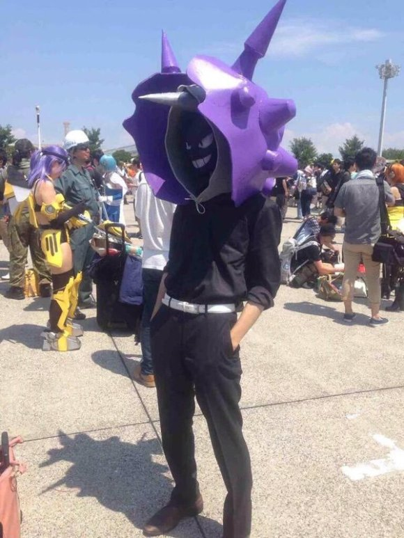 comiket cloyster